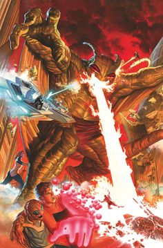 ASTRO CITY #30 by Alex Ross