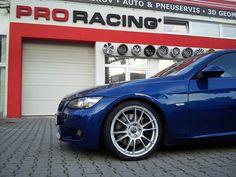 """Ultraleggera HLT 19"""" on BMW 3 Series #OZRACING #ITECH #ULTRALEGGERA #HLT #RIM #WHEEL"""