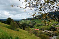 Quelques jours à Baiersbronn en Forêt-Noire