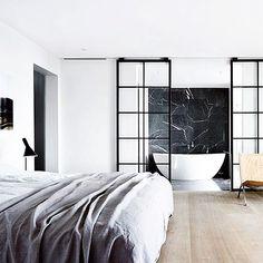 Bedroom Inspiration via @paddingtonhouse