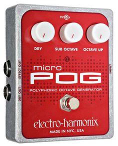 Electro Harmonix Micro POG (WANT)