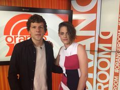 Jesse and Kristen on the Today Show 8/10/15