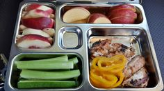 This is a quick and easy lunchbox that doesn't require more that cutting up some goodies and adding it to the lunchbox. Cohen Diet Recipes, Lunch Recipes, Healthy Recipes, Diet Plans For Men, Prepped Lunches, Diets For Beginners, March 2014, 2 Ingredients, Thursday