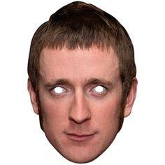 Bradley Wiggins Face Mask – Modo Creations