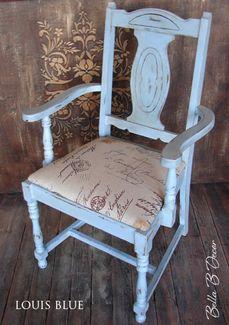 Chalk Paint® decorative paint by Annie Sloan in Louis Blue