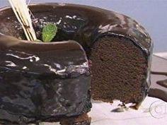 Bolo de Chocolate Com Cerveja - Foto de Mais Você na TV