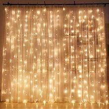Twinkle Star 300 LED Window Curtain String Light Wedding Party Home Garden Bedroom Outdoor Indoor Wall Decorations, Warm White * You can find out more details at the link of the image. (This is an affiliate link) Fairy Light Curtain, Led Curtain Lights, Icicle Lights, Indoor String Lights, Christmas String Lights, White Led Lights, Hanging Lights, Wall Lights, Window Lights