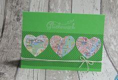 Grußkarte Gutschein München von FrolleinKarLa auf Etsy