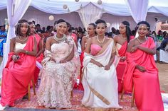 More abt my bride of the month African Wedding Attire, African Attire, African Wear, African Fashion, Traditional Wedding Attire, African Traditional Wedding, Traditional Ideas, African American Brides, African Princess