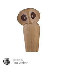 The Architectmade Owl is designed by Danish architect and Danish designer Paul Anker Hansen. Following the traditions of Danish and Scandinavian design, the OWL represents a minimalistic yet functional design philosophy.