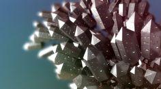Cinema 4D - Crystals Effect Tutorial