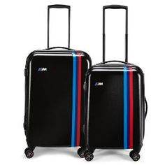 BMW M Travel Trolley Cases    http://www.shopbmwusa.com/ProductDetail.aspx?CategoryType=Lifestyle=3740