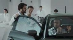 Italians Testing Their Cars