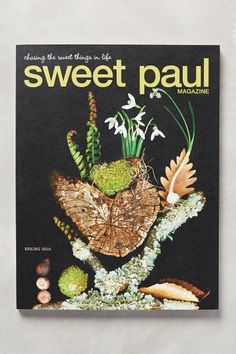 Sweet Paul March Issue #anthrofave