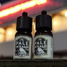 Pale Whale #LastLight: This all-day vape is a unique flavor that will sail you away from your daily routine: A balanced oak barrel-aged body with a blend of vanillas nuts and a hint of mixed fruit with a refreshing creamy exhale.  Pale Whale #VixensKiss: This bounty of berries will hit you with waves of flavor. A tart razzmatazz that will get your taste buds swimming in all directions.  @palewhalejuice | Available at www.beyondvape.com by vapeporn