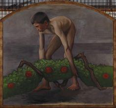 Kansallisgalleria - Hae kokoelmista Art Nouveau, Painting, Museum, Augsburg, Painting Art, Paintings, Painted Canvas, Drawings