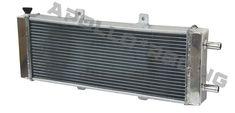 "Universal Aluminium Alloy Radiator 23"" x 8"" Intercooler Heat Exchanger"