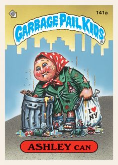 Art Spiegelman on the Birth of Garbage Pail Kids - Slate Magazine