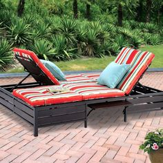 Heavy Duty Pool Lounge Chairs