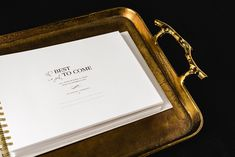 The Best is Yet to Come Wedding Guest Book