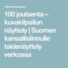 100 joutsenta – kuvakilpailun näyttely | Suomen kansallislinnulle taidenäyttely verkossa