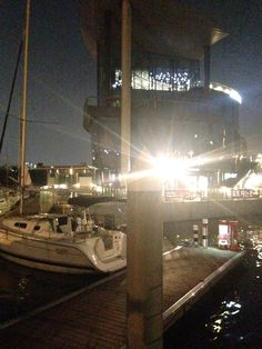 Seoul Marina Yacht & Club, the Han river, Seoul, Korea.