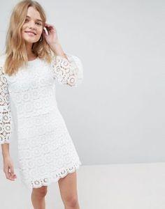 Urban Bliss Winnie Crochet Dress