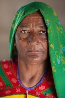 Kutch people - Portraits | Travel Photography by SvecPhoto.com