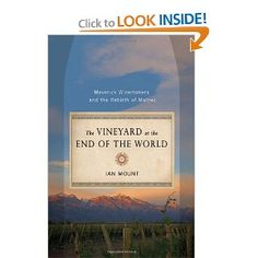 The Vineyard at the End of the World - about Argentinian Malbec wine