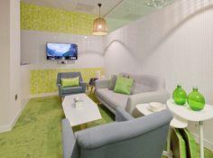 Sala Fiordos Noruegos. Oficinas de CBRE España. Workplace, diseño, arquitectura, oficinas, offices, architecture, design
