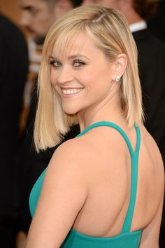 Reese Witherspoon - 71st Annual Golden Globe Awards - Arrivals