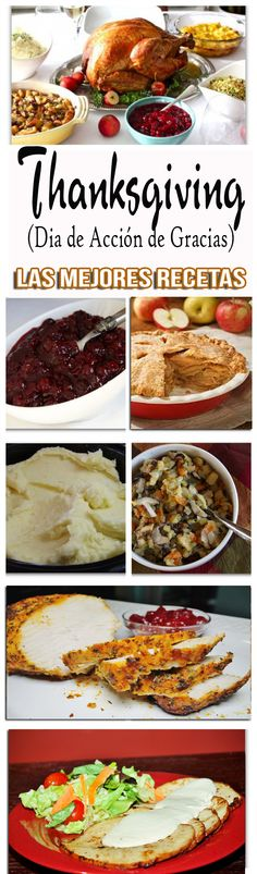 LAS MEJORES RECETAS PARA THANKSGIVING, recetas faciles para thanksgiving, Dia de Accion de Gracias