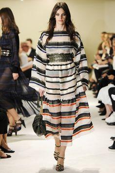 Sonia Rykiel womenswear, spring/summer 2015, Paris Fashion Week