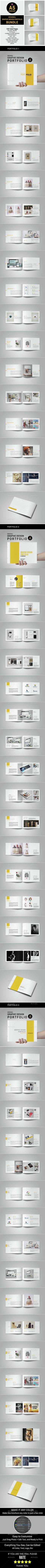 "Check out my @Behance project: ""Graphic Design Portfolio Template - BUNDLE"" https://www.behance.net/gallery/48771059/Graphic-Design-Portfolio-Template-BUNDLE"