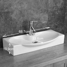 Click Basin - Product Specification Image