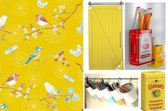 Jovelan talopäiväkirja: Kevään keltainen mieli
