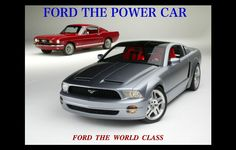 FORD THE POWER