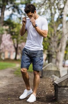 Men's Summer Outfits | Famous Outfits