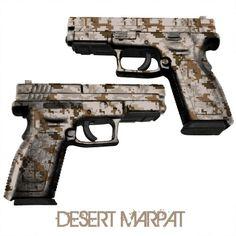 GunSkins Pistol Skin Camouflage Wrap Kit Desert Marpat #NLV #NEWLINEVENTURE #USA #America #UnitedStates #AR15 #M4 #Airsoft #Camo #Camouflage #Wrap #Atacs #Rifle #Gun #Skin #GunSkins #Gunskin #Tactical #Military #USMC #Army #Soldier #Weapon #Firearm #Pistol #Glock #Sig #Handgun  www.newlineventure.com  www.nlv.la