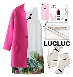 """Lucluc"" by oshint ❤ liked on Polyvore featuring Giuseppe Zanotti, Bobbi Brown Cosmetics, Topshop, Balmain and lucluc"