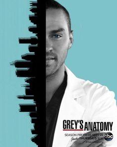 Grey's Anatomy - Jackson