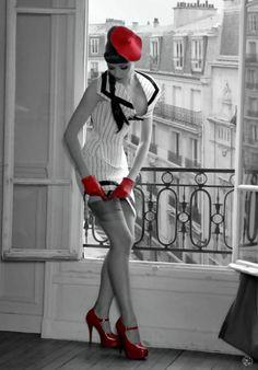 Sexy Black & White