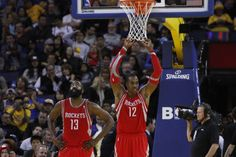 James Harden-Dwight Howard split working out great for all parties = James Harden and Dwight Howard didn't see eye-to-eye on much during their time together in Houston. Howard grew frustrated with his reduced role in the Rockets' offense. Harden wore himself ragged trying to carry the team while.....