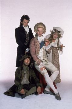 Blackadder the Third - The Black Adder- One of my all time favorite series. I'm particularly fond of Ink and Incapability & Sense and Senility(Macbeth! British Tv Comedies, British Comedy, English Comedy, Classic Series, Classic Tv, Rowan Sebastian Atkinson, Johnny English, Blackadder, British Humor