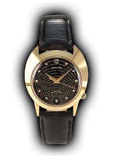 Hamilton Spectra vintage watch, 1957