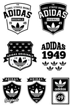 Tshirt Graphics for Adidas Originals 2016 collection