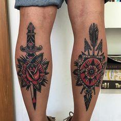 HEALED legs for @melvinfl ! Thanks Mainnn