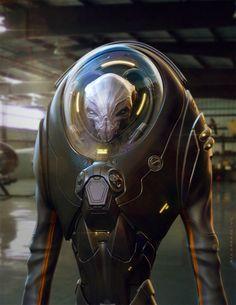 Alien77-V1 by Ali Zafati