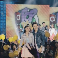 King and Queen of the Gil ♥  Everyday I Love You NOW SHOWING! 16 MILLION Php in first day  Certified Mega BlockBuster Hit!  Follow me LizQuens ♥ #NationalILoveYouDay #October28IsNationalILoveYouDay #EverydayILoveYou #pushawardslizquens #LizQuen #TeamForever #EnriqueGil #LizaSoberano