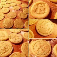 Zobrazit detail - Recept - Pratetinčino rozplývající se linecké by Romča Sweet Cookies, Xmas Cookies, Cupcake Cookies, Baking Recipes, Cake Recipes, Dessert Recipes, Desserts, Xmas Food, Christmas Baking